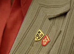 Odznaky Konfederace politických vězňů