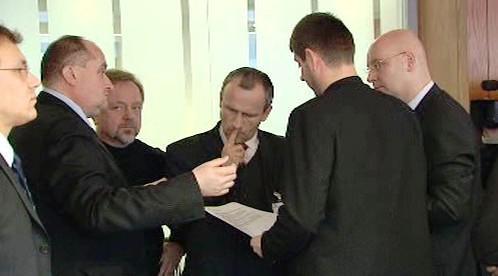 František Dohnal s poslanci