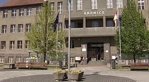 Litvínovská radnice