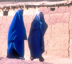 Ženy v burkách