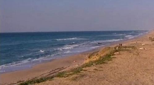 Izraelská pláž