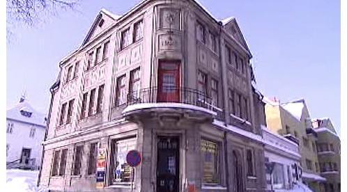 Objekt vrkoslavické pošty