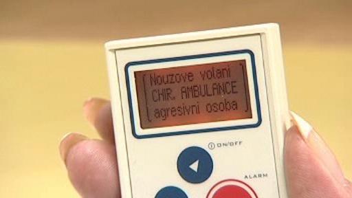 Nemocniční alarm