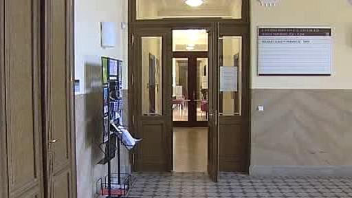 Učebny právnické fakulty v Plzni