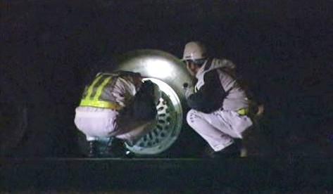 Boeingu praskly pneumatiky