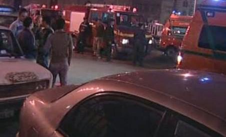 Výbuch v Káhiře