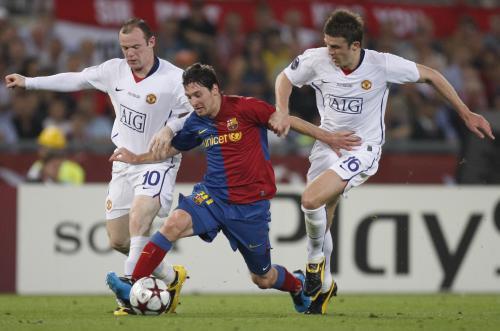 Finále LM: Barcelona - Manchester