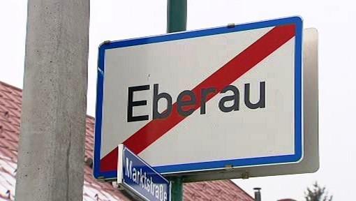 Rakouská obec Eberau