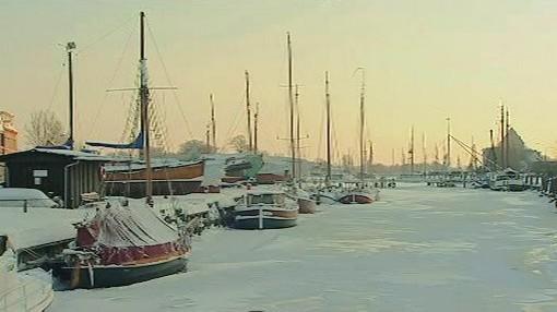 Zamrzlý přístav