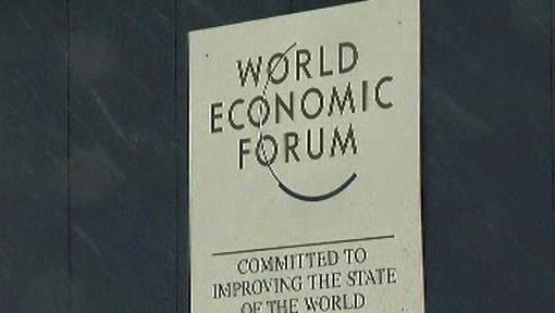 Logo Světového ekonomického fóra