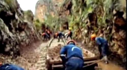 Sesuvy půdy v Peru