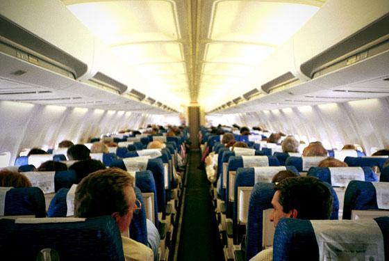 Paluba letadla
