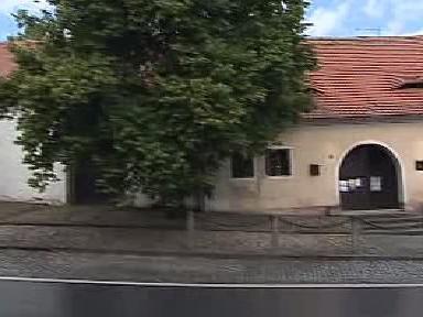 Domek M. Jana Husa v Husinci