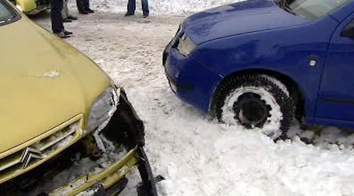 Nehoda fabie