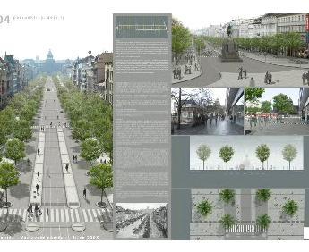 Nová podoba Václavského náměstí