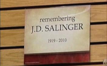 Zemřel J. D. Salinger
