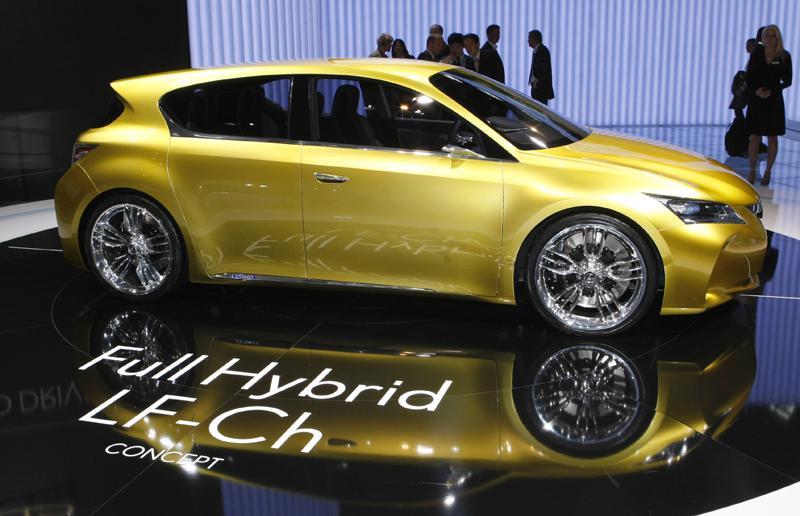 Lexus Full Hybrid LF-Ch