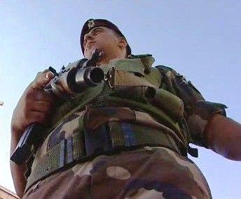 Izraelští vojáci nafasují voňavé ponožky