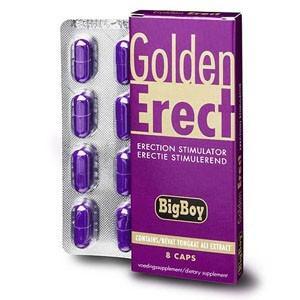 Přípravek Golden Erect