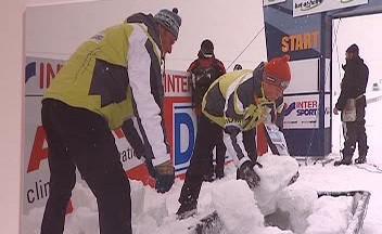 Liberecké mistrovství světa v lyžování ve fotografii