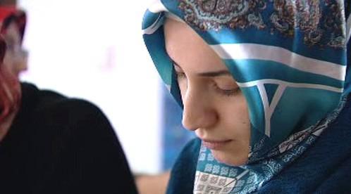 Ženy v kurzech pro imámy