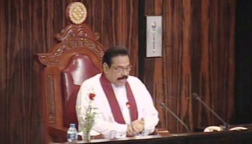 Mahinda Radžapakse