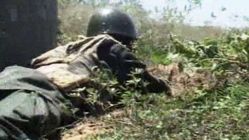Srílanský voják