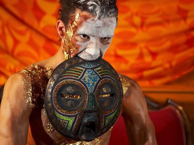 Africké kořeny - české tančení