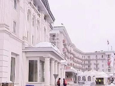 Kongresový palác v Davosu