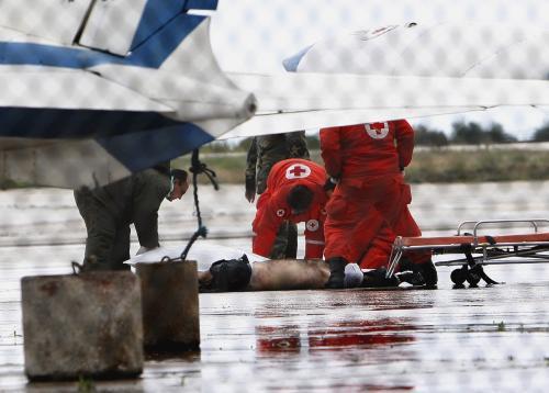 Oběť havárie etiopského letounu