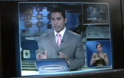 Vysílání venezuelské televize