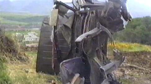 Následky konfliktu v Náhorním Karabachu