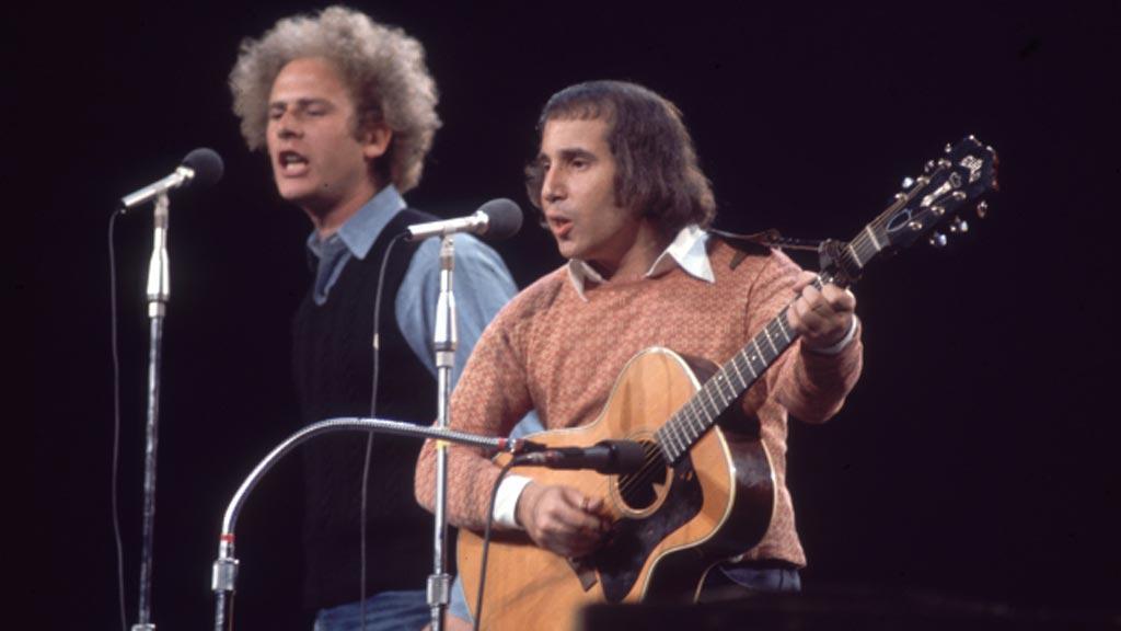 Art Garfunkel a Paul Simon
