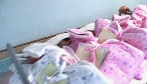 Čínští novorozenci