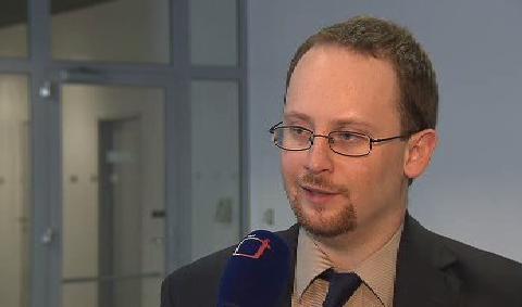 Jan Procházka ze společnosti Cyrrus
