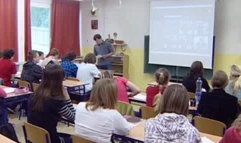 Výuka na základní škole