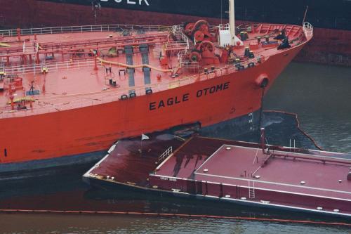 Nehoda tankeru Eagle Otome