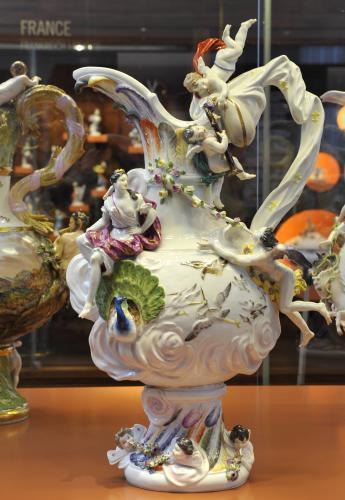 Míšeňský porcelán