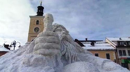 Sněhový Krakonoš