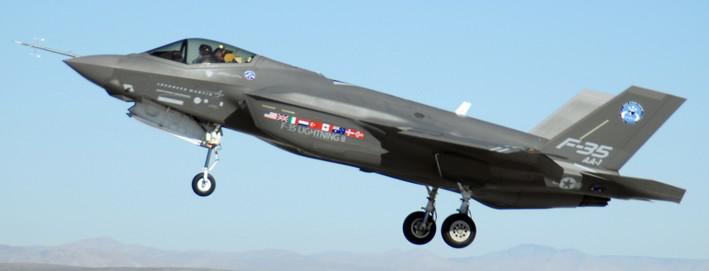 Bojový letoun F-35 Lightning II