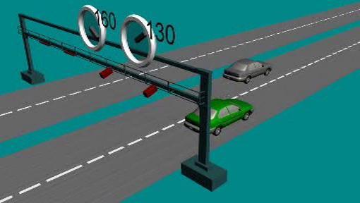 Plánované viněty nezachytí auto jedoucí rychleji než 160 km/h
