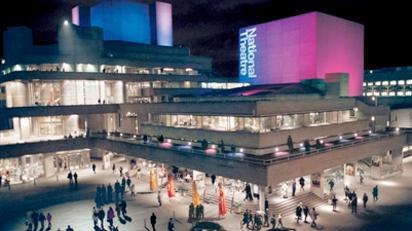 Národní divadlo v Londýně