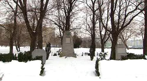 Pomník válečným hrdinům