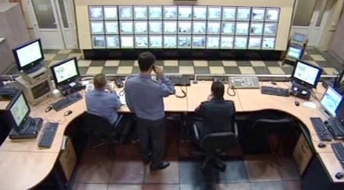 Bezpečnost v Moskvě kontrolují kamery