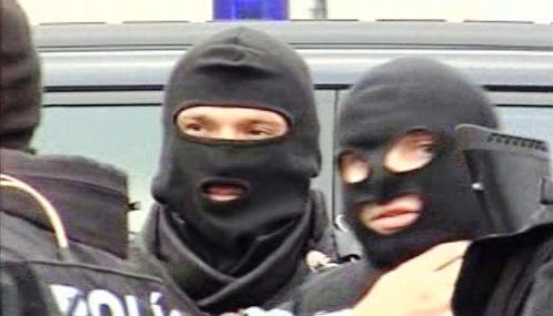 Zásahová jednotka slovenské policie