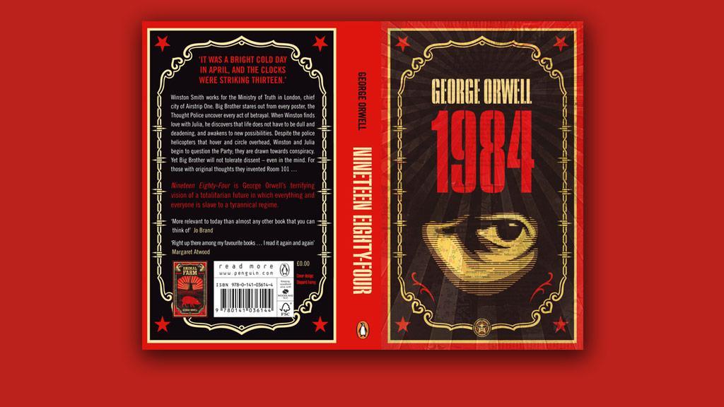Román 1984 George Orwella