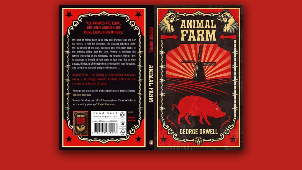 Farma zvířat George Orwella