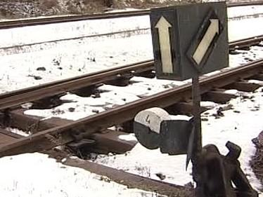 železniční vyhýbka