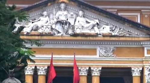 Budova vietnamského soudu
