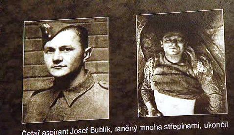 Fotografie Josefa Bublíka